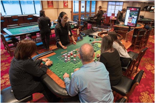 Skycity wharf casino gaming machines