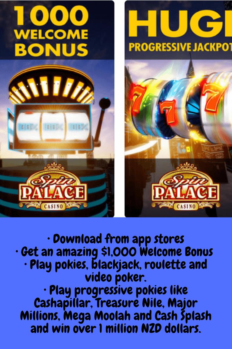 Spin Palace app