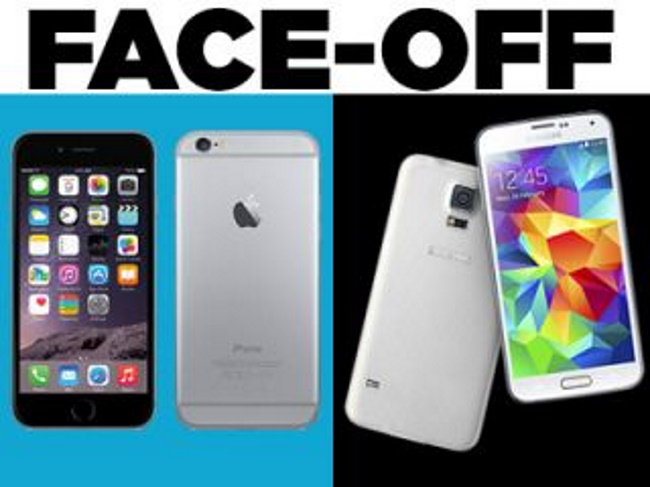 The Clear Winner - Samsung Galaxy S5 Vs iPhone 6