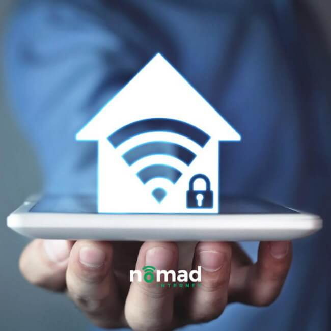 There are reasons why few homes have internet