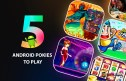 Top 5 Android Pokies to Play in NZ