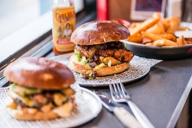 Visit Burger Liquor for Burger