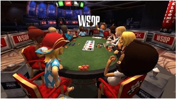 WSOP Xbox