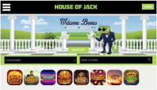 What bingo games can be played at House of Jack Casino
