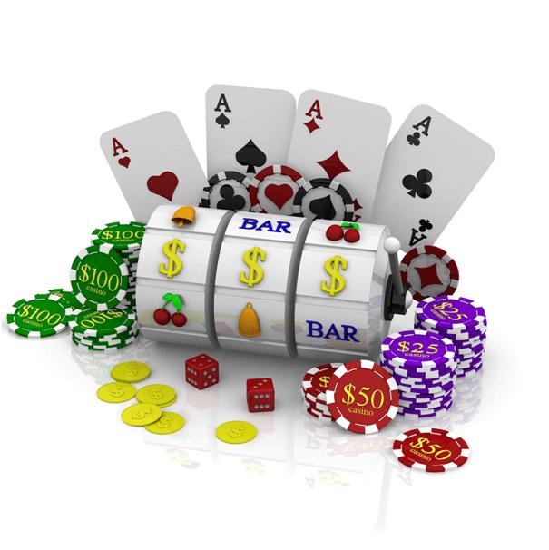 Winning cash prizes in casinos