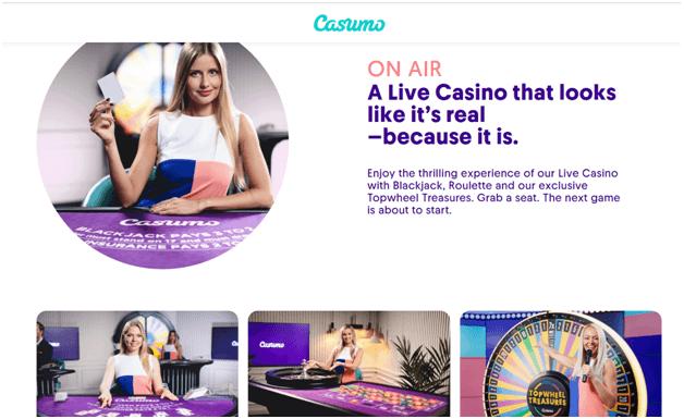 casumo live
