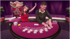 Unlimited seats and how to play Live Blackjack party