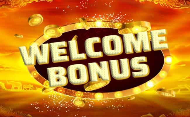 welcome bonus- online casino deposit bonus