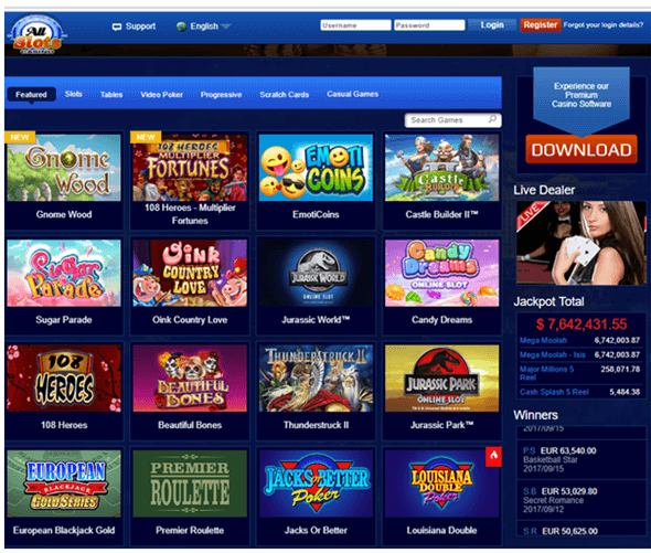 All Slots Casino - Games to play