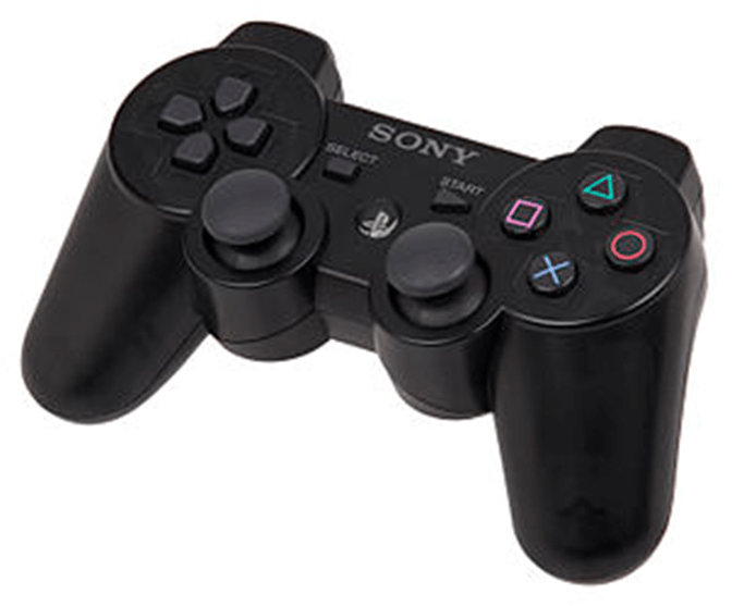 PS3 controller games