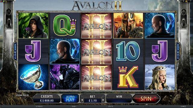 Avalon real money mobile pokies