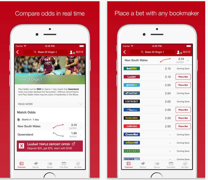Best Odds App