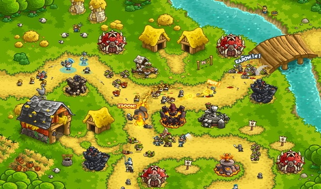 Best Tower Defense Games To Play On Android