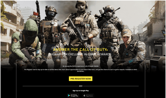 Call Of Duty Mobile new game app for mobile now available in Australia