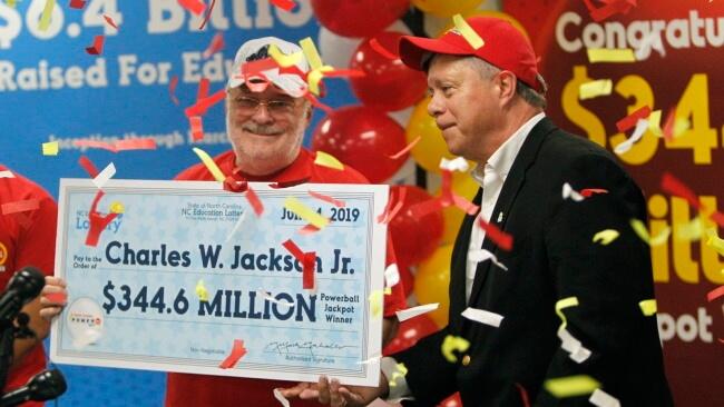 Charles Jackson – A multi-million dollar fortune cookie