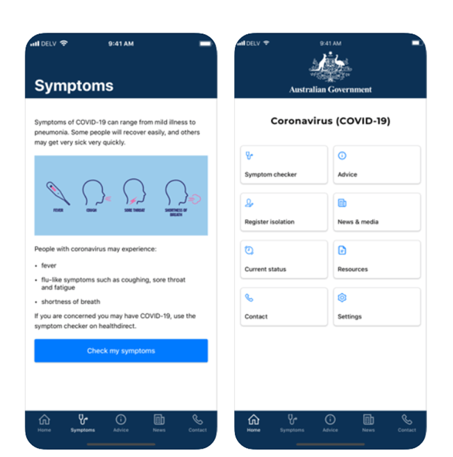 How to download the government's official app for Coronavirus?