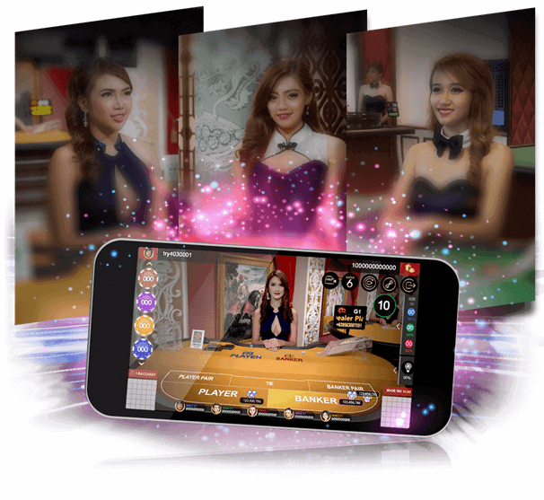 How to play Live Baccarat with your mobile?