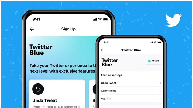 How to sign up for twitter blue