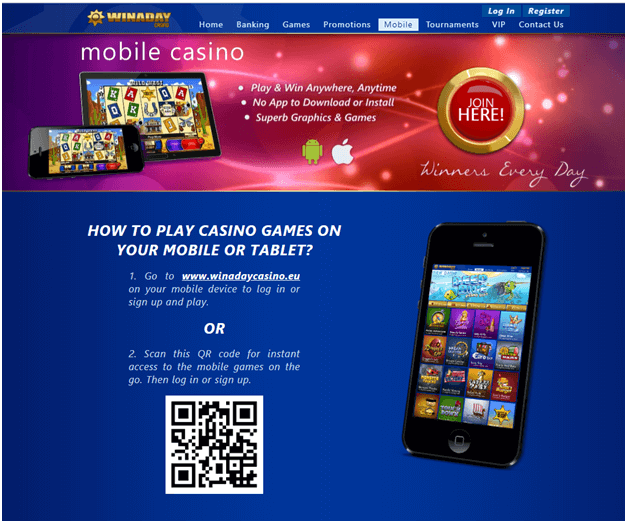 How to use QR Codes at online casinos to access pokies on mobile