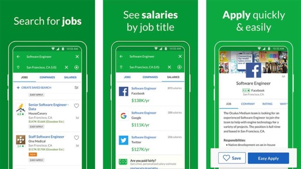 Job Search Apps
