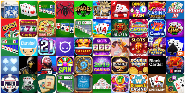 How to find new games apps with your mobile?