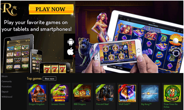Rich Casino Android Pokies