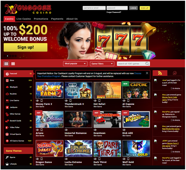 Scratchcard games at mobile casinos