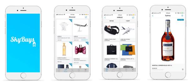 Skybuys app Australia
