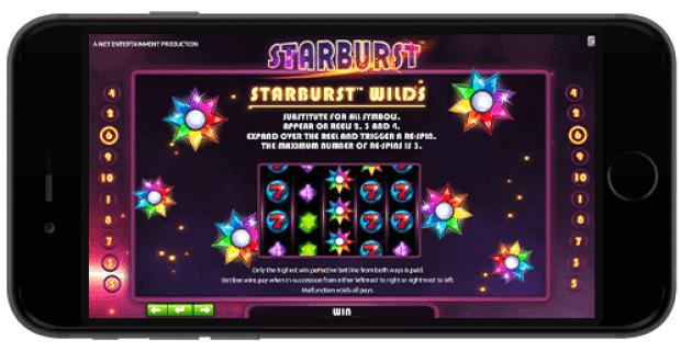 Starburst mobile