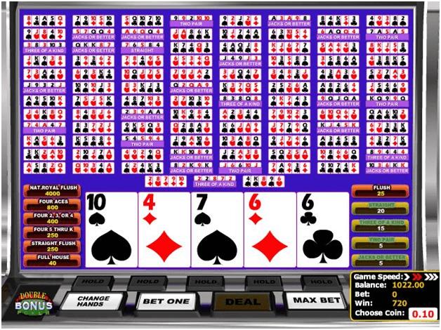 Superior casino - Multihand poker
