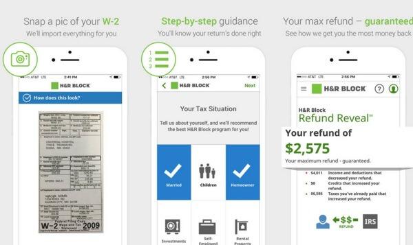 Tax Apps