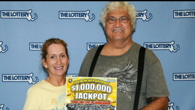The man who lost his winning ticket - 9 Crazy Things Jackpot Winners Spent their Prize Money on