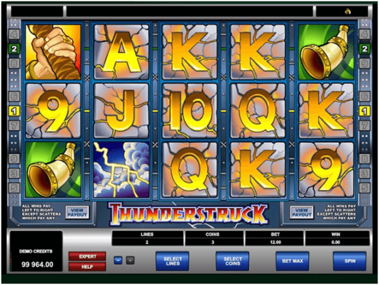 Thunderstruck-pokies-Free-spins