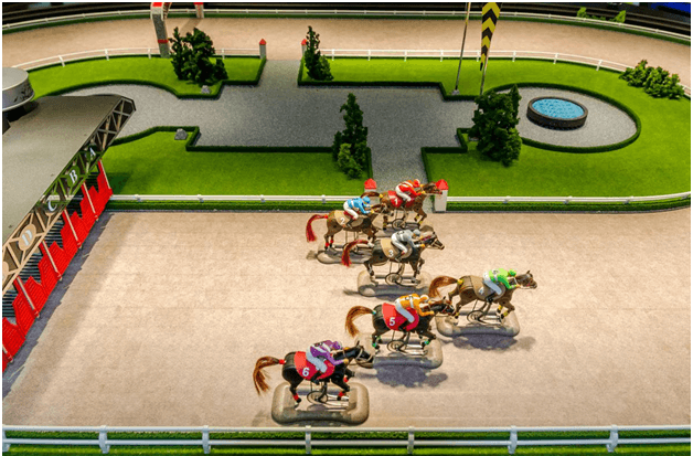 Betting Options for VIrtual horse racing