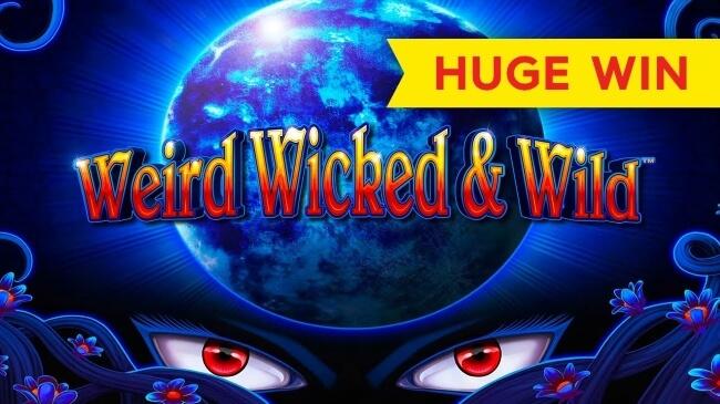 Weird wicked pokies