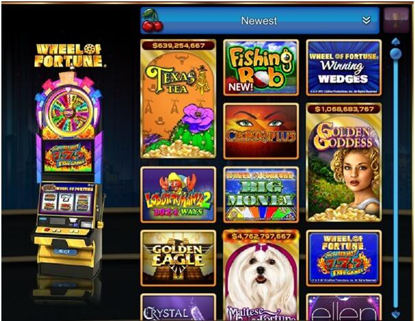 Wheel of fortune double down casino