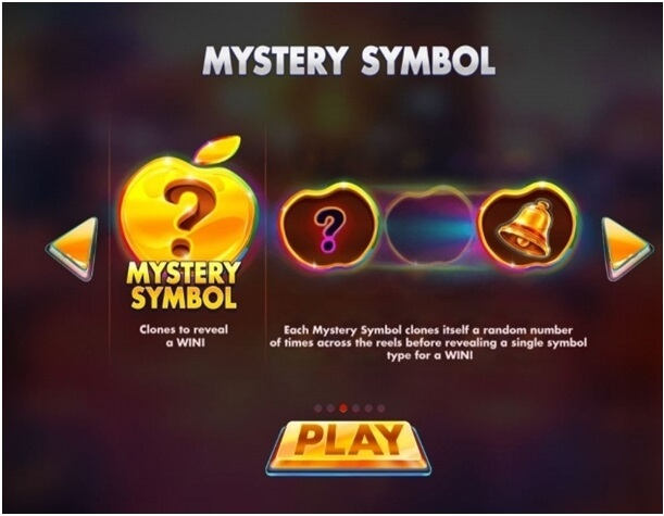 How is Mystery Symbol unique in pokies games?