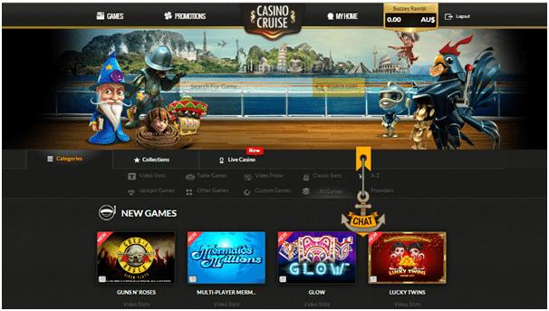 Casino Cruise on PC