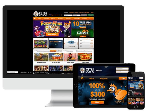 Emu Australian online casino