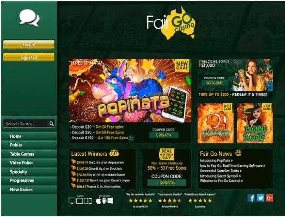 Fair Go Casino