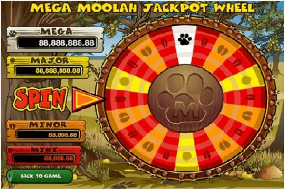 Mega Moolah Pokies Jackpots