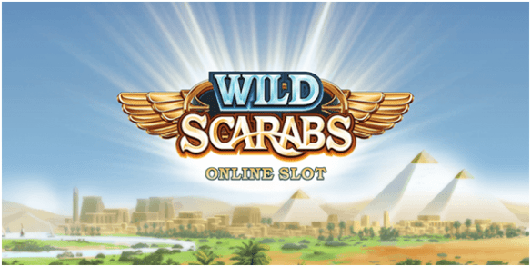 Wild Scarabs new pokie