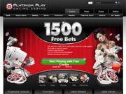 platinum play 1500 gratis