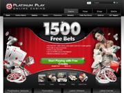 platinum play 1500 gratis