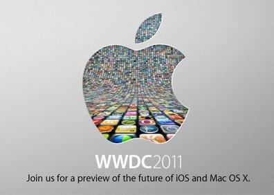 WWDC 2011 06. – 10. Juni – San Francisco