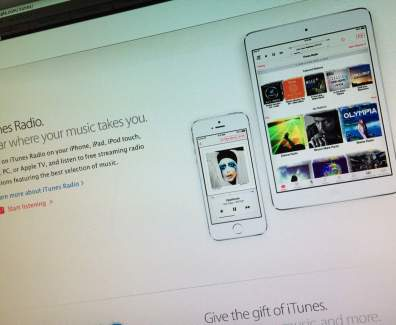 Banges warten auf «iTunes Radio»