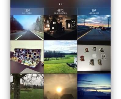 Flume – Die Instagram App für den Mac