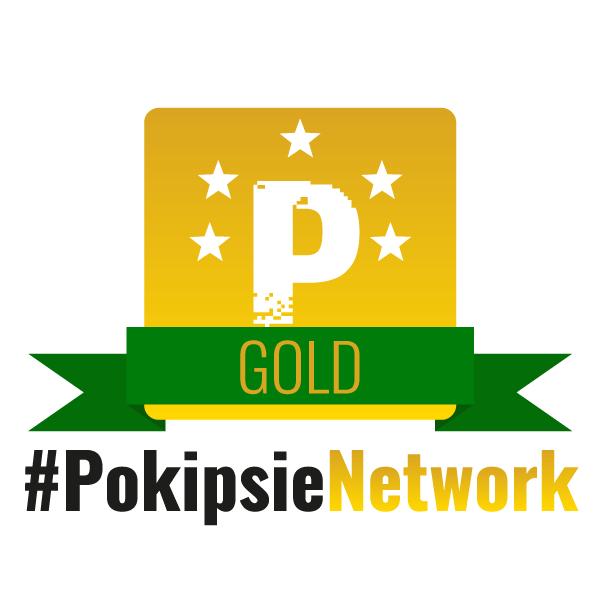 Pokipsie Network - Gold Auszeichnung