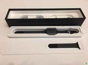 Apple Watch Serires 2 Nike+ Verpackung 4