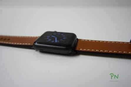 BandWerk Apple Watch Band - Hellbraun